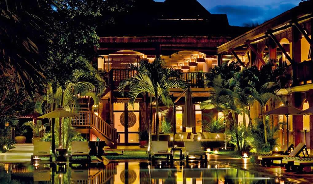 Belmond la r sidence d angkor hotel lujo boutique en - Hotel de lujo en granada ...