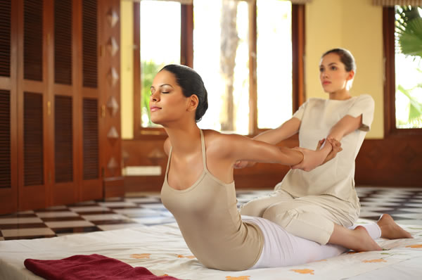 Ananda Spa in the Himalayas Ayurvedic Rejuvenation Sodhanam en India