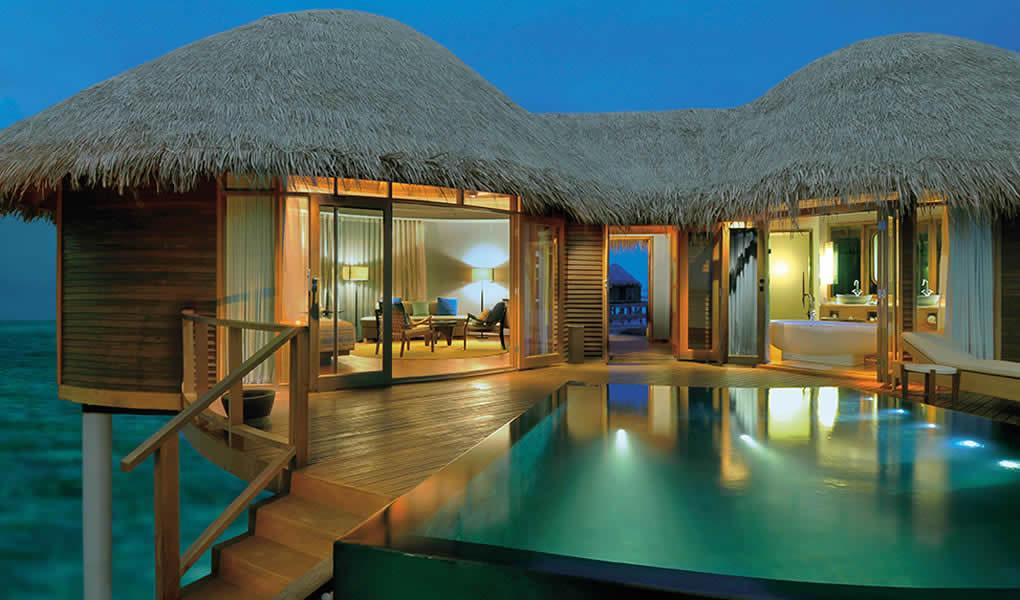 Constance halaveli maldivas hotel de lujo en maldivas for Hoteles super lujo maldivas