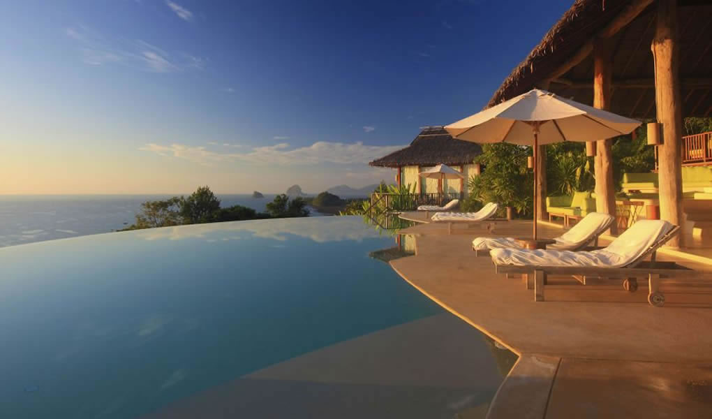 Six senses yao noi hotel lujo y boutique phuket tailandia - Hoteles de lujo en oporto ...