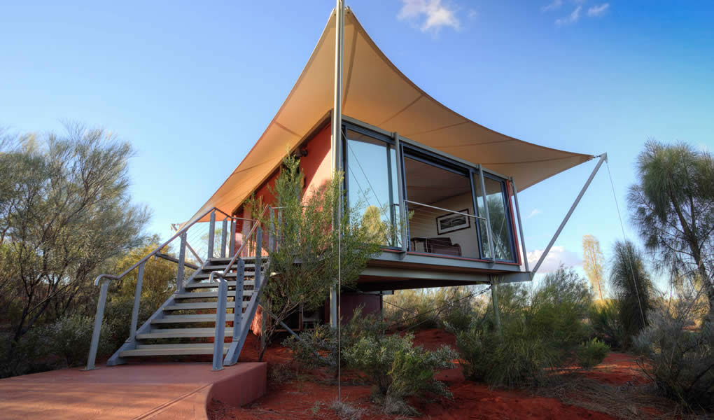 Longitude 131. Luxury Lodges of Australia