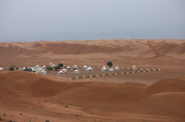 Wahiba Sands Desert Nights Camp