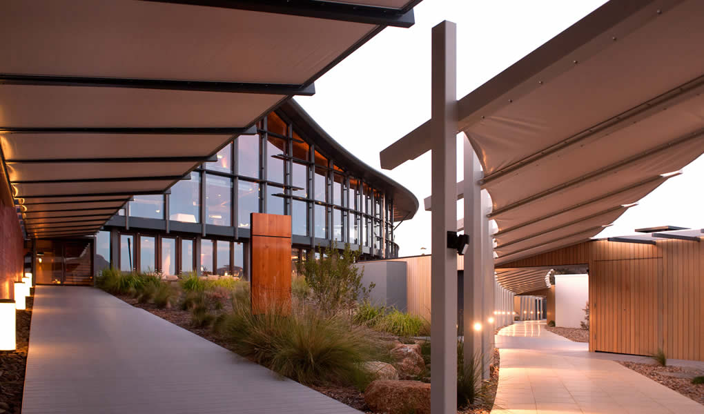 Saffire Freycinet. Luxury Lodges of Australia