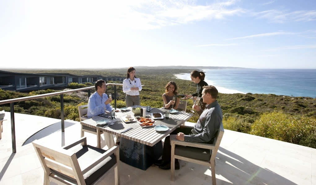 Southern Ocean Lodge. Luxury Lodges of Australia